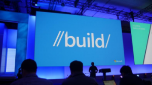 Microsoft Build Stage